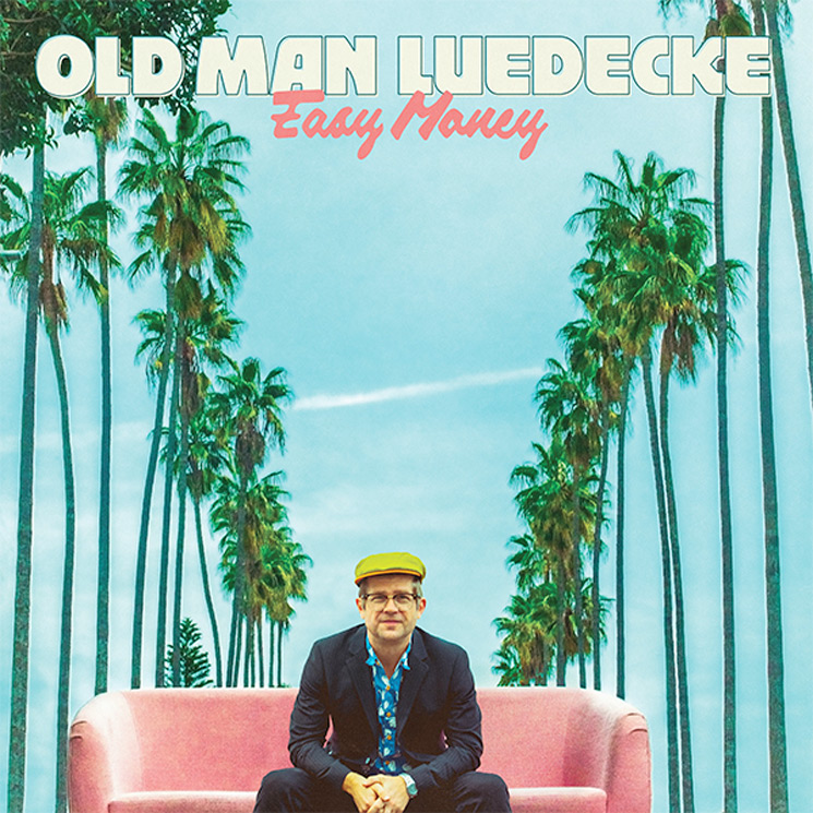 Old Man Luedecke Returns with New Album 'Easy Money'