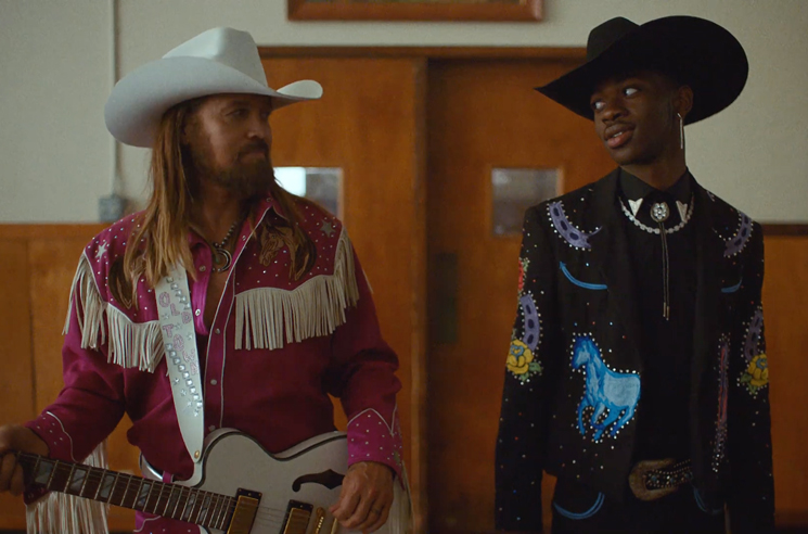 "Watch Lil Nas X's Star-Studded ""Old Town Road"" Video"