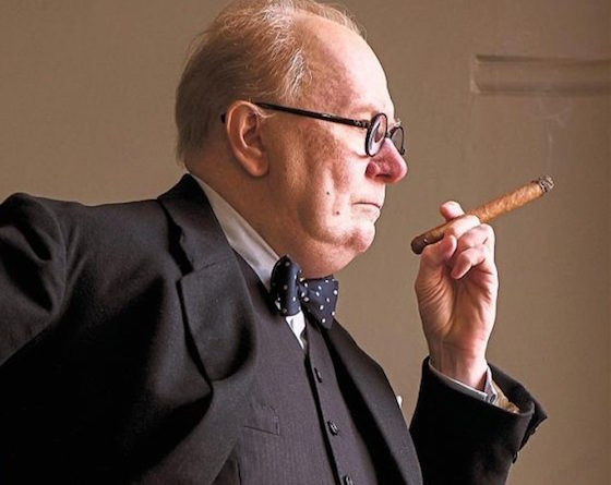 Gary Oldman Says He Got Nicotine Poisoning from Playing Winston Churchill