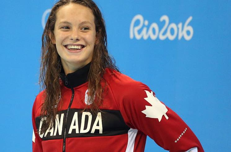Olympic Medalist Penny Oleksiak Finally Got Her Hands on Some Drake Tickets