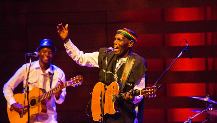 ​Oliver Mtukudzi and the Black Spirits / Kinobe Koerner Hall, Toronto ON, April 18