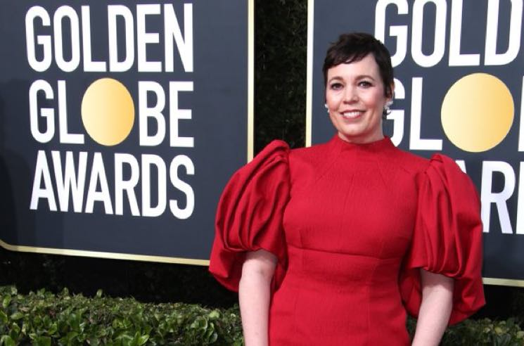 Olivia Colman Drunkenly Congratulating 'Fleabag' Was the Best Part of the Golden Globes