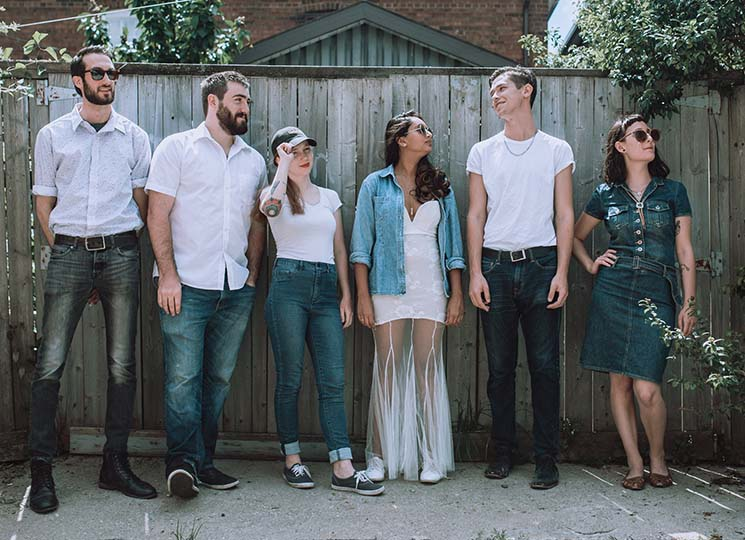 Meet Olivia and the Creepy Crawlies, the Community-Minded Folkies With Plenty of Business Savvy Class of 2019