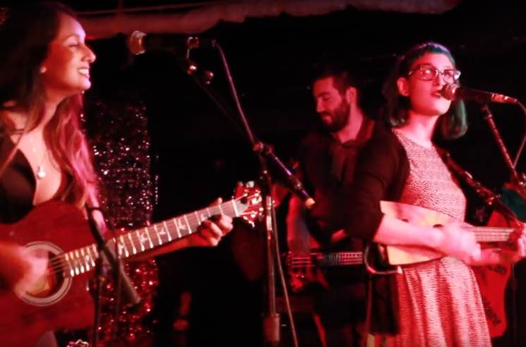 "Olivia and the Creepy Crawlies ""O Saskatoon"" (video)"