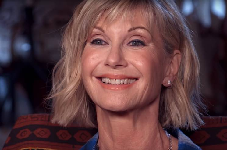 ​Olivia Newton-John Says She's Managing Breast Cancer with Cannabis