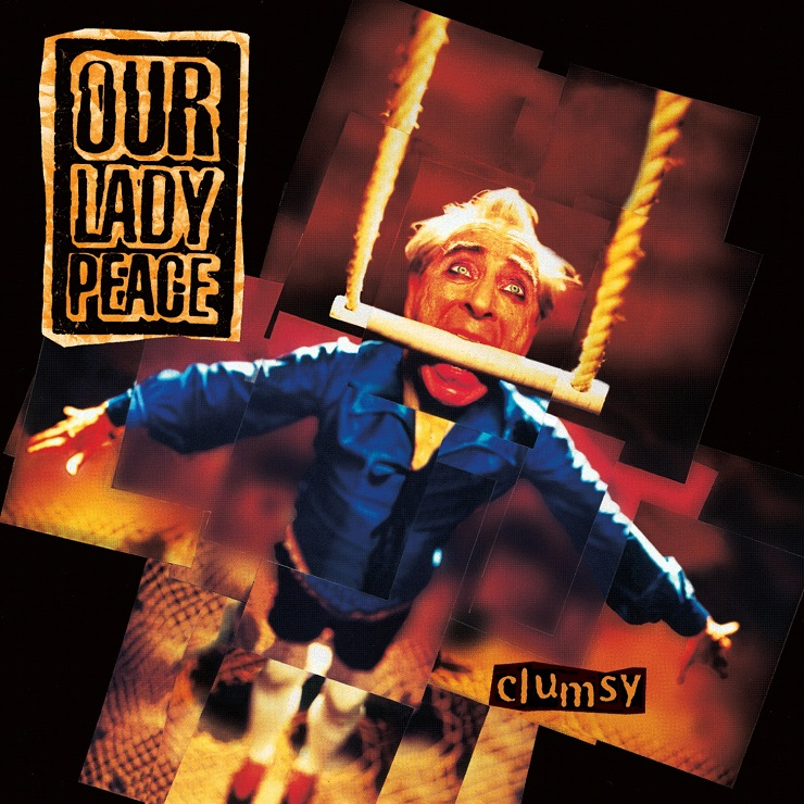 Our Lady Peace Give 'Clumsy' First-Ever Vinyl Release