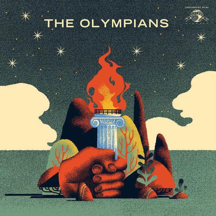 The Olympians The Olympians