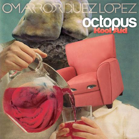 Omar Rodriguez-Lopez 'Octopus Kool Aid' (album stream)