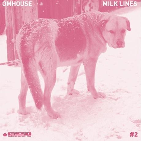 Omhouse / Milk Lines Long Winter Volume 2 Split 7-inch (stream)