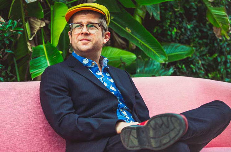 Old Man Luedecke Plots Full-Band Canadian Tour