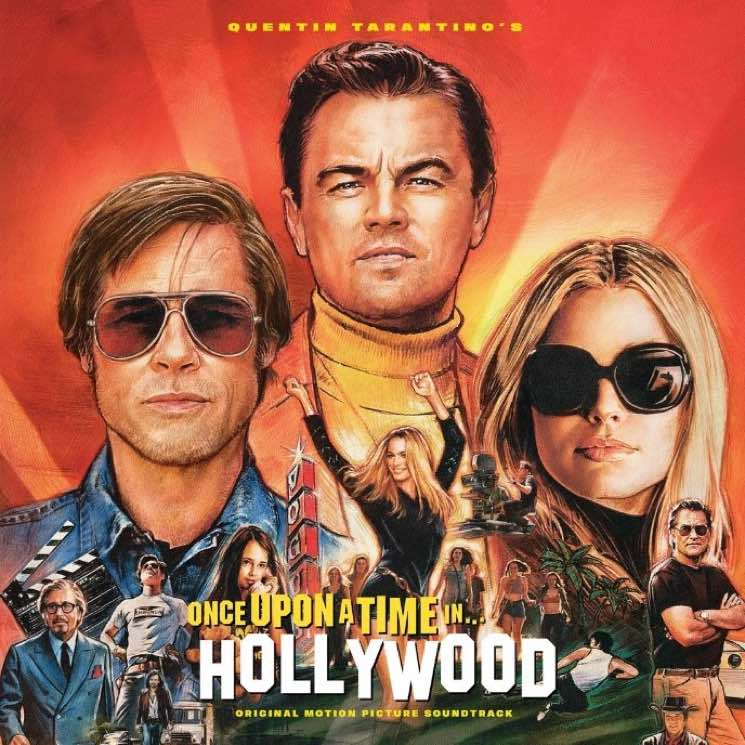 ​Quentin Tarantino's 'Once Upon a Time in Hollywood' Soundtrack Announced