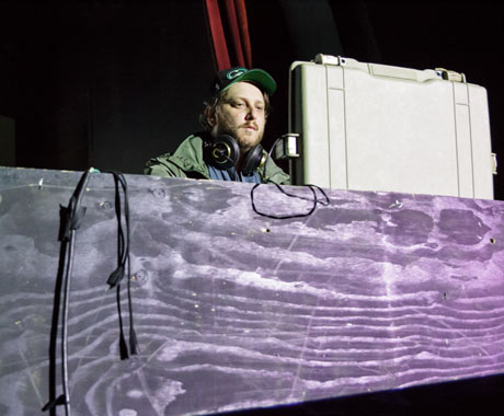 Oneohtrix Point Never The Great Hall, Toronto ON, June 20