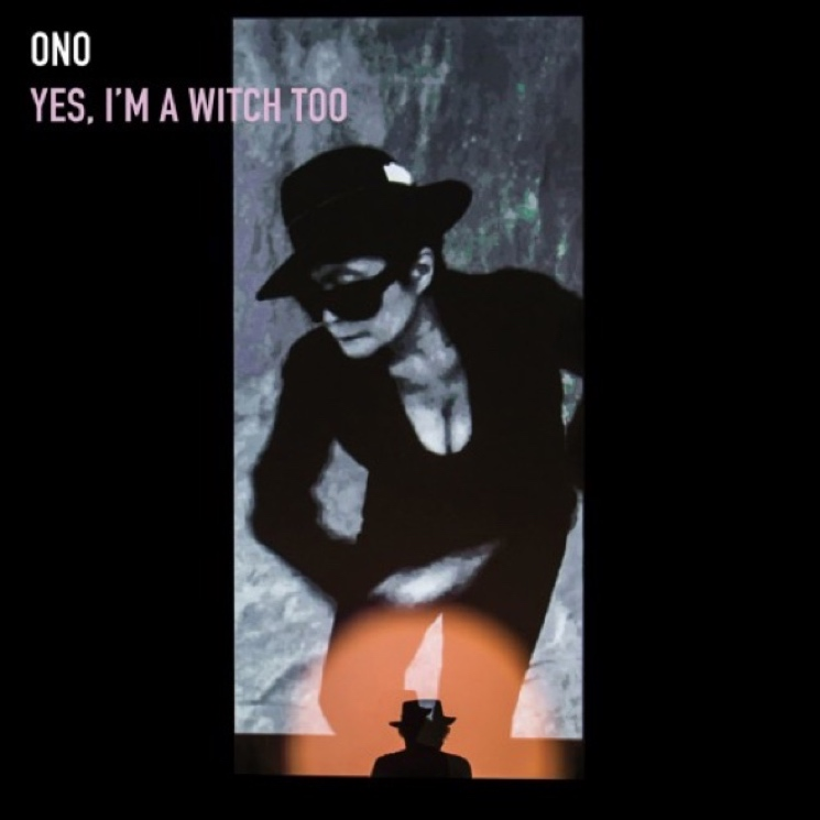 "Yoko Ono ""Give Me Something"" (Sparks remix)"