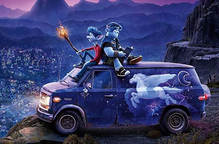 'Onward' Has That Old Pixar Magic Directed by Dan Scanlon