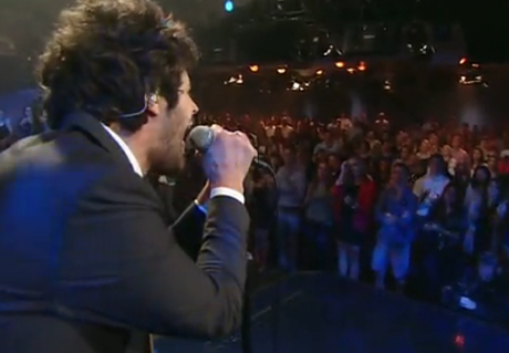 Passion Pit 'Live on Letterman' (full set)
