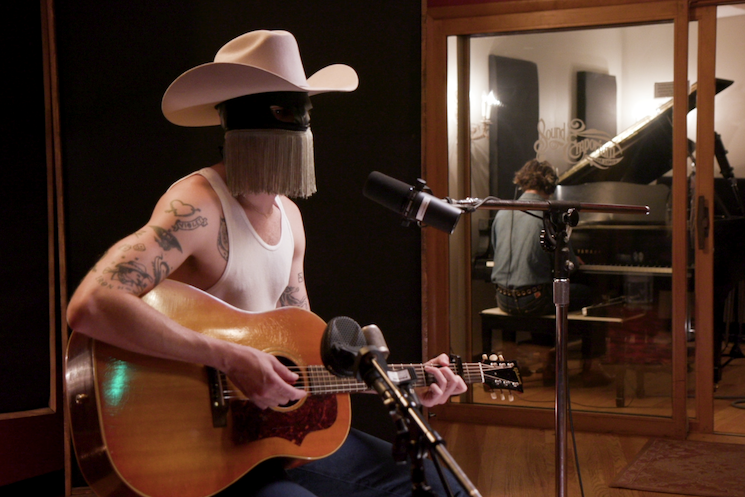 Orville Peck Shares Acoustic Performance of 'Summertime'