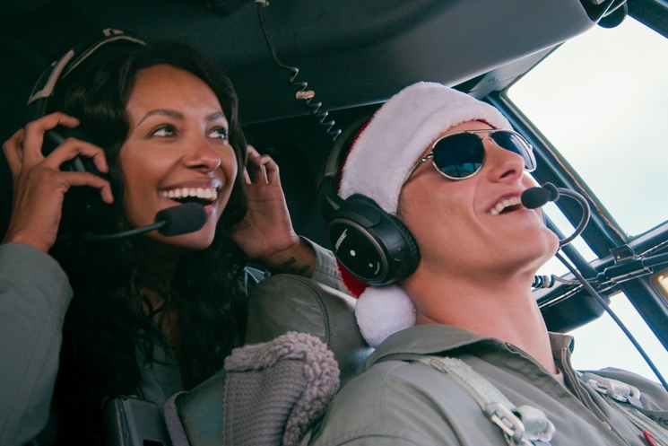 'Operation Christmas Drop' Brings Loveable Holiday Cheer and Smug Militarism Directed by Martin Wood