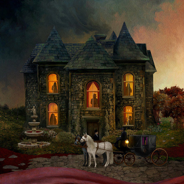 Opeth Announce New Album 'In Cauda Venenum'