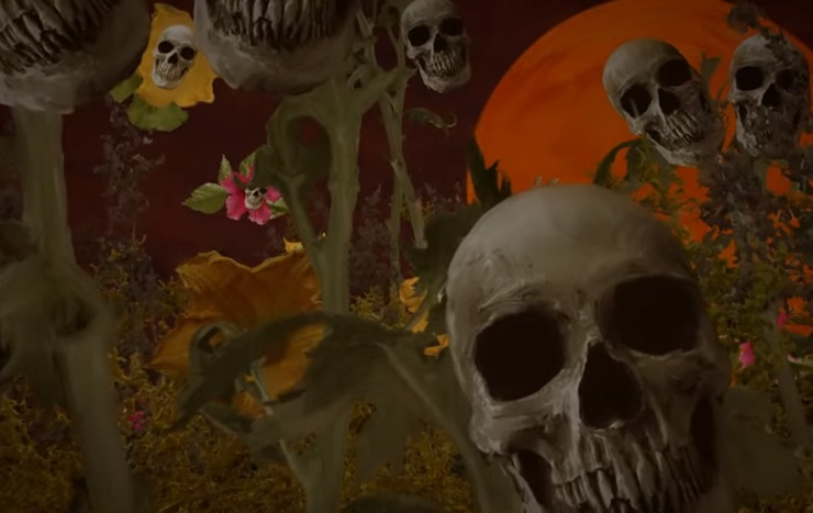 Opeth 'The Wilde Flowers' (lyric video)