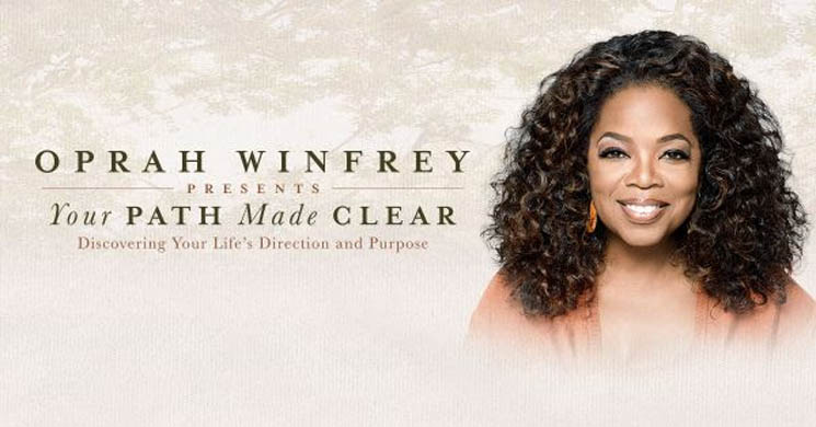 "Oprah to Give ""Direction and Purpose"" to Fans on Canadian Tour"