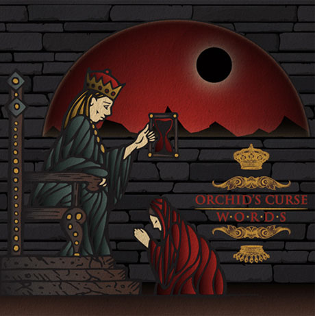 Orchid's Curse 'Words' (album stream)
