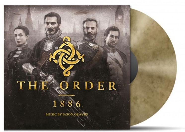 Soundtrack for 'The Order: 1886' Gets Vinyl Release