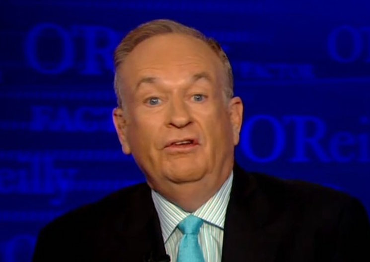 Bill O'Reilly Officially Gets Booted from Fox News