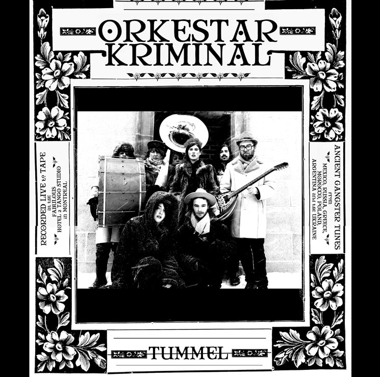 "Orkestar Kriminal Announce New Album, Share ""To Toust"""