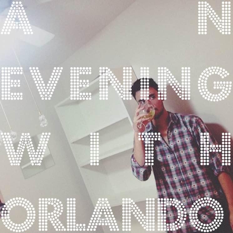 Orlando Gloom 'An Evening with Orlando' (EP stream)