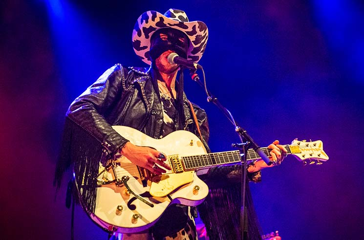 Orville Peck Danforth Music Hall, Toronto ON, December 5