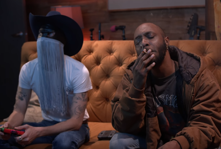 Watch JPEGMAFIA and Orville Peck Play Video Games and Talk Shit