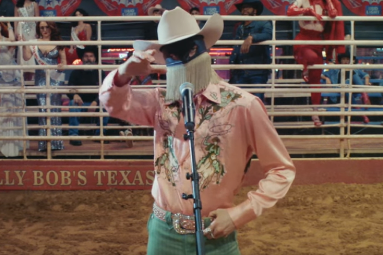 Orville Peck Drops 8-Minute Video for 'Queen of the Rodeo'