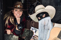 Orville Peck Proves His Shania Twain Collab Is Very Real with New Pics