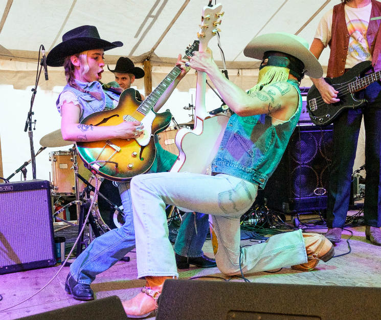 Hillside Music Festival Recap featuring Orville Peck, Ellis and Snotty Nose Rez Kids Guelph Lake Conservation Area, Guelph ON, July 12 to 14
