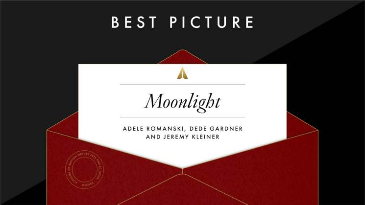PricewaterhouseCoopers Issue Apology for Best Picture Envelope Mix-up at the Oscars