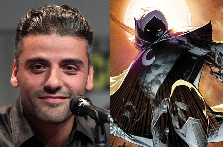Marvel Confirms Oscar Isaac as Moon Knight for New Series