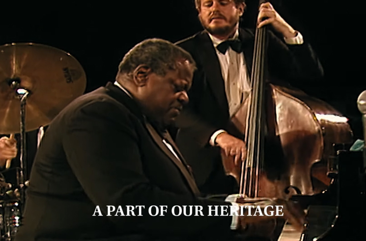 Oscar Peterson Honoured in New Heritage Minute