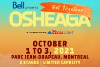 Montreal's Osheaga Is Hosting a 'Get Together' This Fall