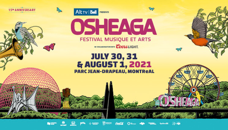 Osheaga Has Been Officially Postponed Until 2021