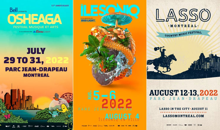 Montreal's Osheaga Officially Cancelled for 2021