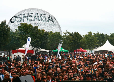 Osheaga Expands 2012 Lineup with Florence and the Machine, the Shins, M83, Justice