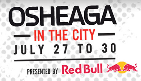 Osheaga in the City Unveils 2011 Lineup with James Murphy's Special Disco Version, the Glitch Mob