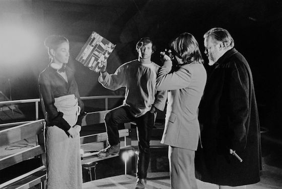 Netflix Is in Talks to Restore and Release Orson Welles' Lost Film