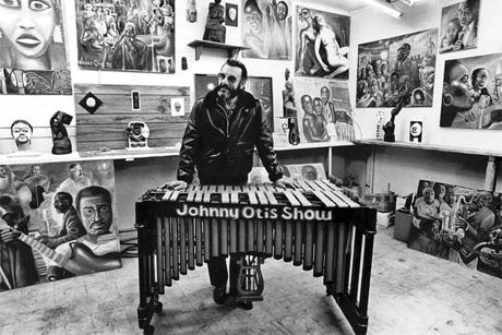 R&B Pioneer Johnny Otis Dies at 90