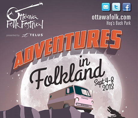 Ottawa Folk Festival Gets Neil Young & Crazy Horse, Vampire Weekend, Kendrick Lamar, Patti Smith for 2013 Edition