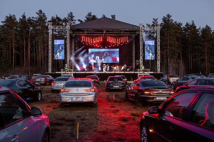 Ottawa Is Getting a Drive-In Venue Too