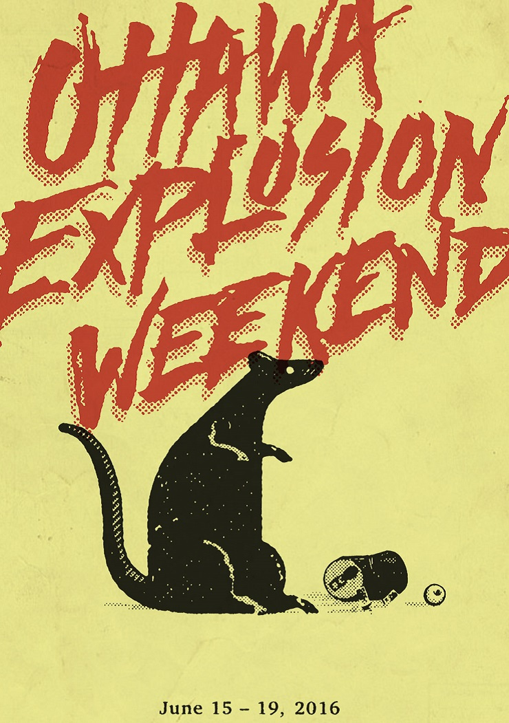 Ottawa Explosion Weekend Reveals Initial Lineup
