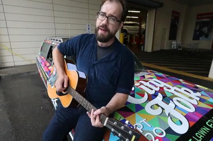 The 'Ottawa Sun' Hits Back at Mark Kozelek with Diss Track