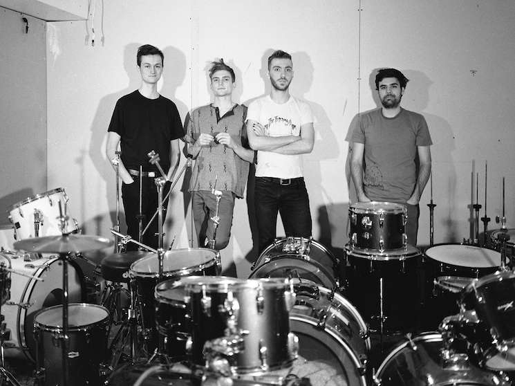 Ought Share 'Men for Miles,' Announce North American Tour