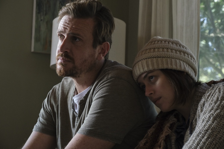 Jason Segel's Great Performance Can't Save 'Our Friend' from Feeling Sanitized Directed by Gabriela Cowperthwaite
